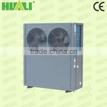 CE approved 8.1kw to 75.6kw hot water water heater air to water heat pump