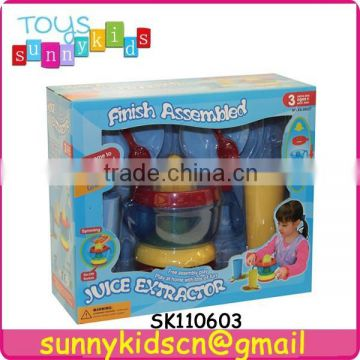 funny juicer toys with spray for children