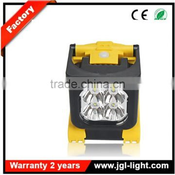 camping equipmentled cree led flood light Ce,Rohs waterproof 12w led light