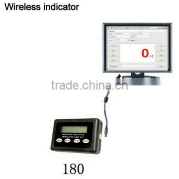 100ton digital electronic wireless dynamometer