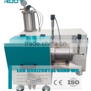 VFD control pesticide SC research use ball mill for lab
