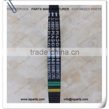 840908-2G rubber manufacturers belt use on piaggio