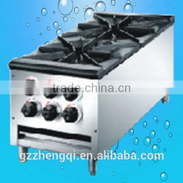 Hot sales table top 2 burner Gas Stove(ZQW-2)
