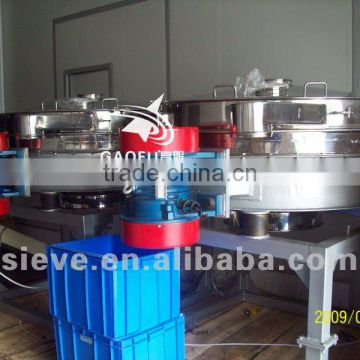 Direct Discharge food grade vibro flour sifter with SGS and CE