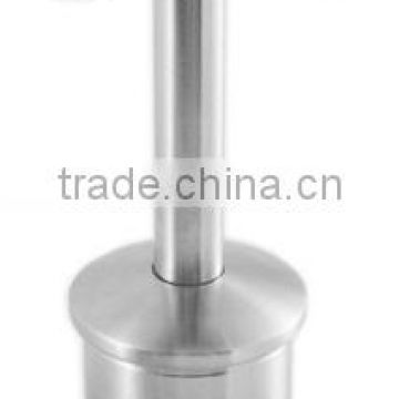 Stainless steel handrail support tube-tube 135 degree