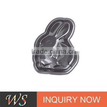 Carbon Steel Rabbit Mould for Chindren Baking