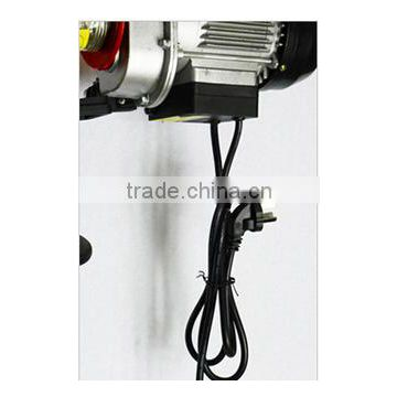220v mini electric hoist supplier in China