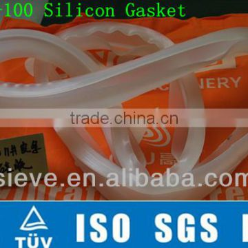 vibrating screen rubber seal ring