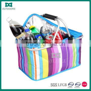 New Promotional Backpack Funky Cooler Cheap Lunch Bag