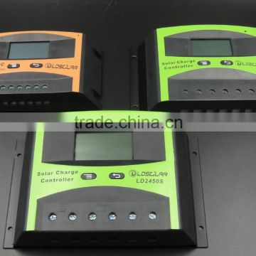 High Efficiency PWM solar charge controller 60A