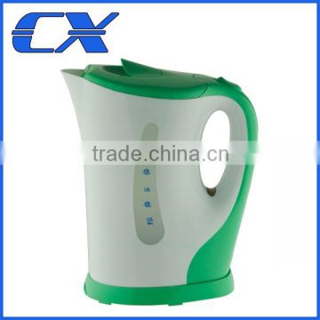 1.7L 1100W Plastic Electric Kettle