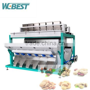 China Manufacturer White Kidney Bean Color Sorting Machine