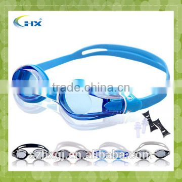 G-2014 New Products Waterproof Professional Cute Kids Swimming Goggles