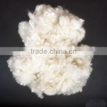 Recycled Viscose fiber 1.5D-3D 38mm for spinning fabric