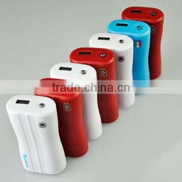 world cup power bank with torch 5200mAh
