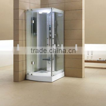 freestanding steam bathroom