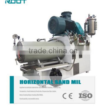 100l horizontal sand mill for pesticide SC production