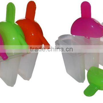4 in 1 popsicle and ice lolly molds