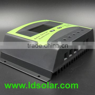 50A 12/24v solar controller with LCD screen PWM type