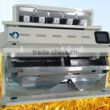 Grain color sorter machine With high capacity, high grade efficiency