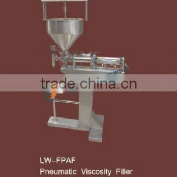 Semi-automatic Portable Toothpaste Type Filling Machine