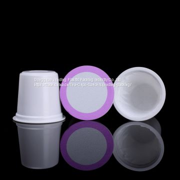 Disposable coffee k-cups disposable k-cup filters  paper filter wholesale supplier