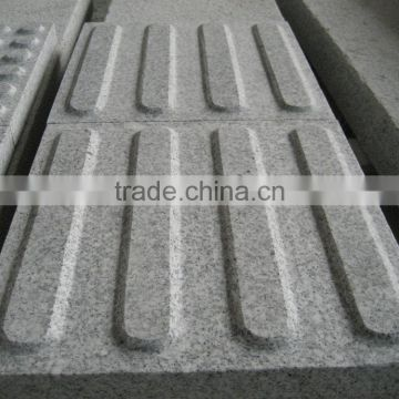 Chinese Natural Granite Tactile Tile for Blind People