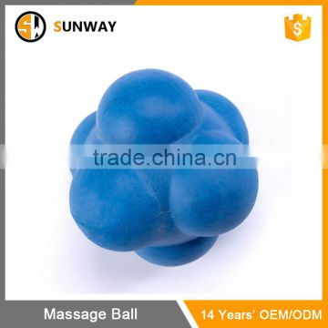 Healthy Exercise High Density Rubber Reaction Ball