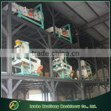 China manufacturer of complete set yellow corn cleaning machinery with price