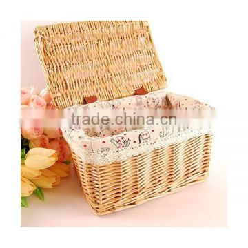 Top rated Hand-made Willow woven caskets for pet