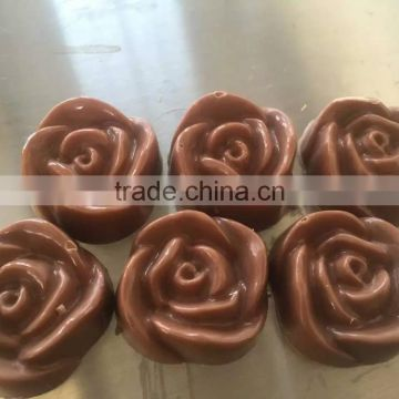 100% Food Grade Pastry Chocolate customized designs acceptable silicone chocolate mold