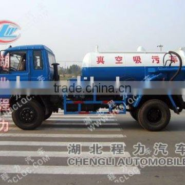 4*2 Fecal Suction Truck