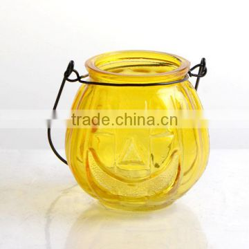 glass lantens with handle