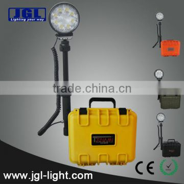 LED Remote Area rechargeable led work light light tower equipments5JG-RLS231815-24w