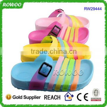 Injection Sandals Slipper Manufacturer EVA Sloe Plastic Beach Slipper