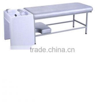 simplified general salon shampoo bed for massage