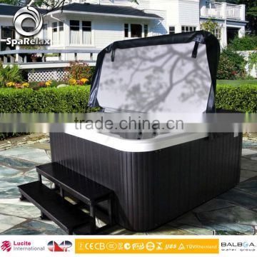 2016 Best Selling S502 with 3 seats Spa China factory direct hot tubs