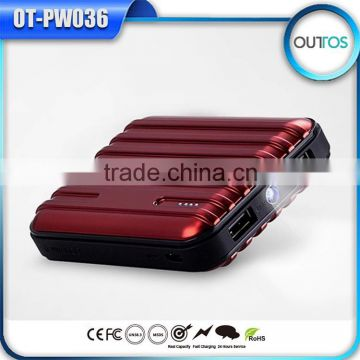 New design mobile power bank for notebook