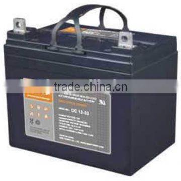 48v solar system battery 12v 33ah green battery 33ah