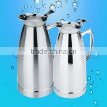 Hot Sale High Quality Mirror Stainless Steel Tea Pot(ZQ750M)