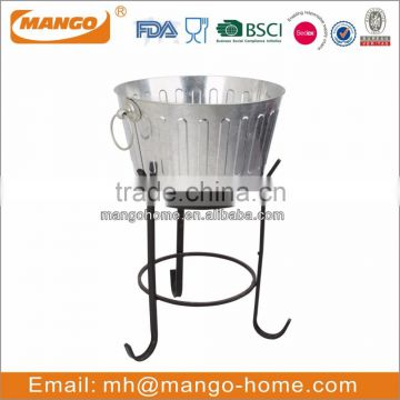 Large Party Metal Ice Bucket