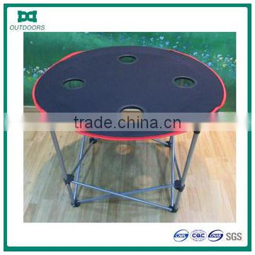 folding table for balcony round table camping table