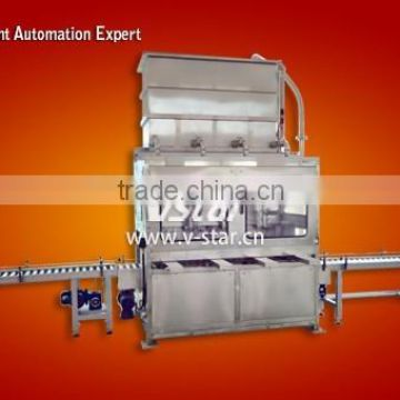 Four Heads Liquid Filling Machine