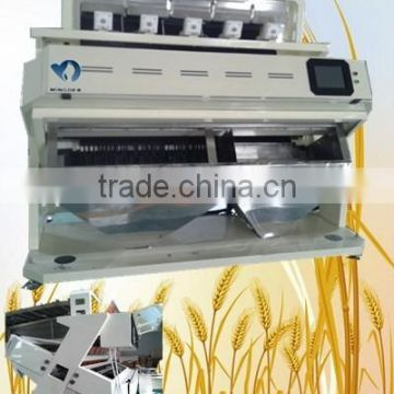 Rice Color Sorter Machine, CCD COLOR SORTING MACHINERY