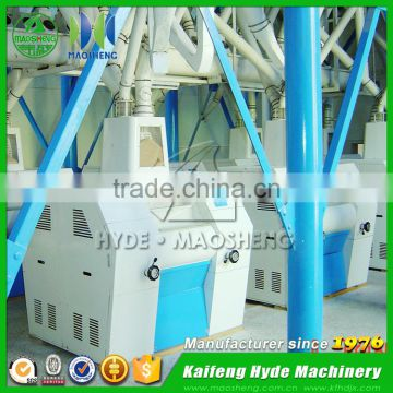 MSQ automatic 150 ton per day flour mill
