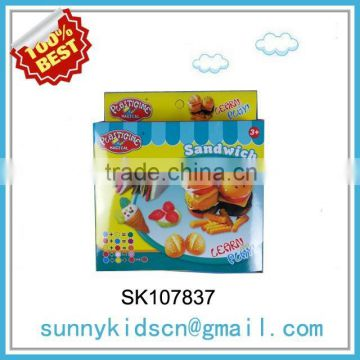 HOT color clay play dough set magic clay with high quality