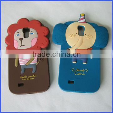 For Samsung Galaxy S4 i9500 Silicon phone Case
