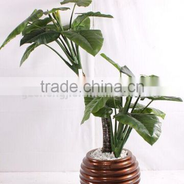 artificial bonsai with pot in factory price for decoration