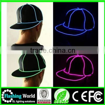 making things convenient for customers Music activated wholesale led hats