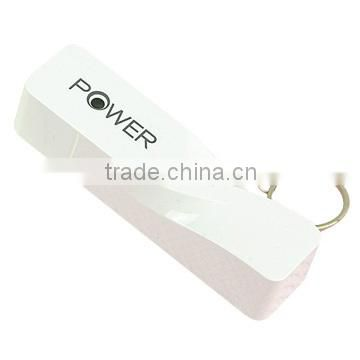 2015 Promotion Gift Perfume Power Bank 2600mAh With Key Chain